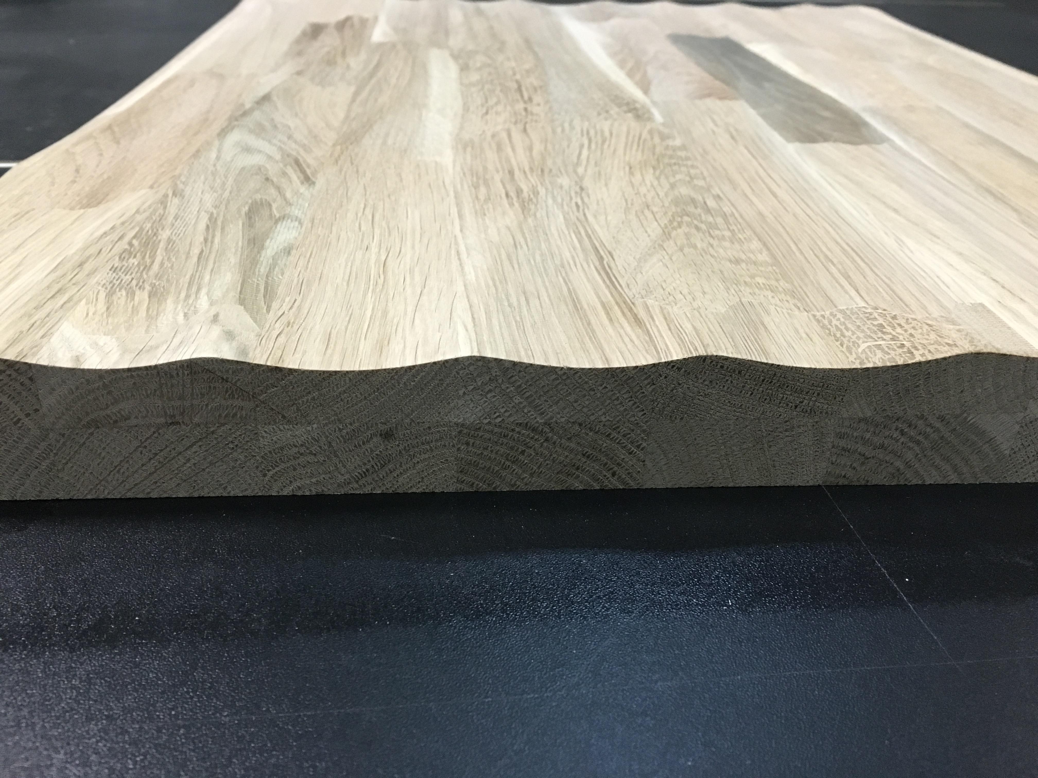 Frezowanie 3D drewna