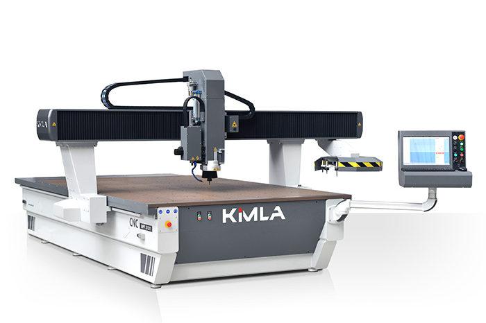 Usługi frezowania cnc na maszynach Kimla