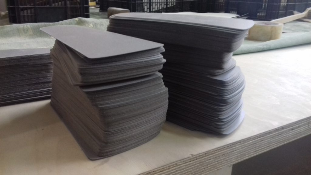 Wycinanie CNC wzorników laminatu