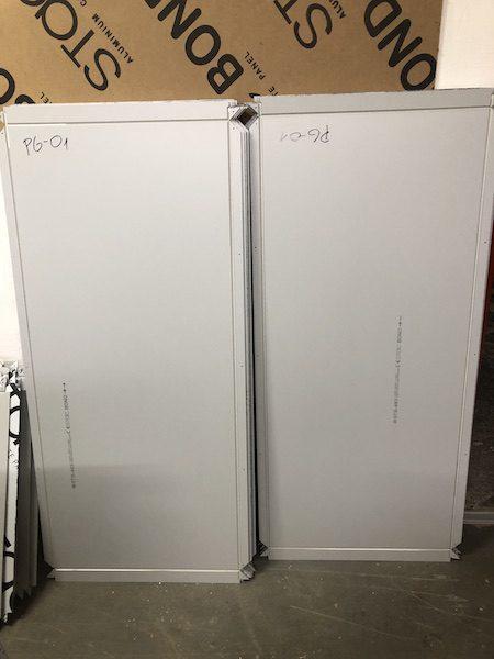 Frezowanie cnc płyt fasadowych