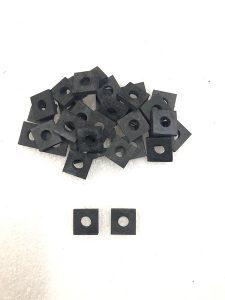 Wycinanie cnc gumy