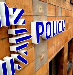logo policja, producent logo, producent reklamy, litery na budynek, producent liter blokowych, produkcja reklamy